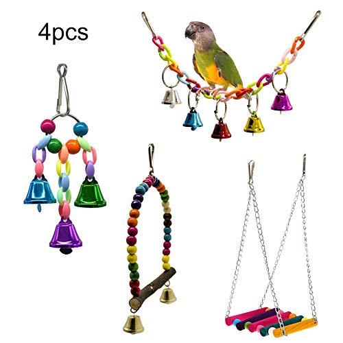 Ensemble de jouets pour oiseaux