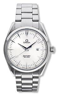 Omega Men's 2517.30.00 Seamaster Aqua Terra Quartz Watch image