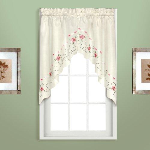 Cortinas drapeadas marca American Curtain and Home
