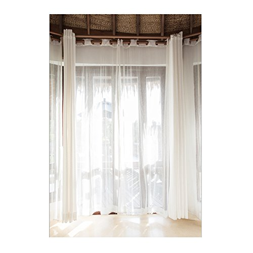Muzi 150x220cm fondo cortina de lino boda fondo Neonatal fotografía f