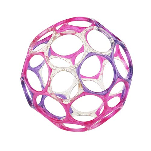 Holibanna Baby O Ball Magischer Ball O Ball Spielzeug Sensorischer Ball für Jungen Mädchen Kinder (Zufällige Farbe)