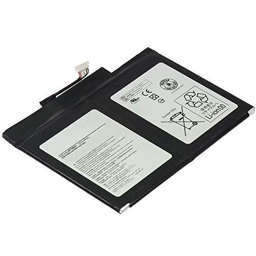 Battpit Laptop Battery Replacement for Acer Aspire Switch Alpha 12 SA5-271-39N9 SA5-271-70EQ SA5-271-356H SA5-271 SA5-271-56HM SA5-271-37QB Notebook Batteries 7.6V 4870mAh / 37Wh