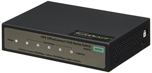 HP JH327A Netzwerk-Switches, Grau