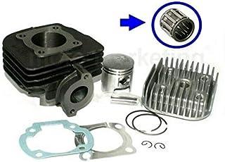 Unbranded 70cc Modifica Cilindro Testa CARBURATORE Kit per Peugeot Vivacity a07 50