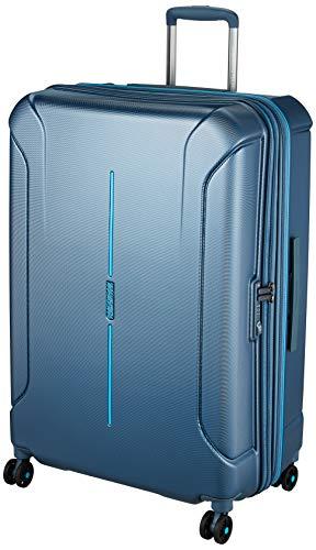 [アメリカンツーリスター] スーツケース キャリーケース テクナム スピナー 77/28 TSA エキスパンダブル 保証付 108L 4.5kg メタルブルー2