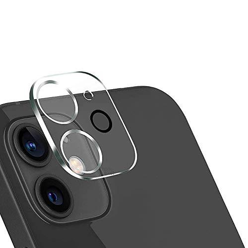 PR Smart® iPhone 12 Back Camera Lens Protector Premium Tempered Glass Screen Protector Slim 9H Hard 2.5D
