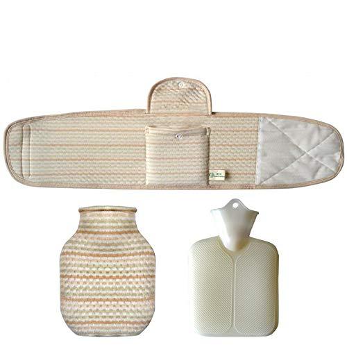 Learn More About WF Hot Water Bottle - Hand Warmer Children's Warm Belly Hot Water Bottle Warm Po (C...