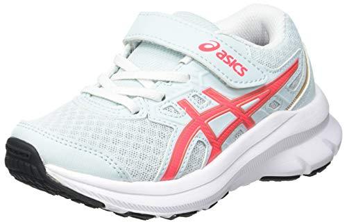 Asics Jolt 3 PS, Road Running Shoe, Aqua Angel/Diva Pink, 35 EU