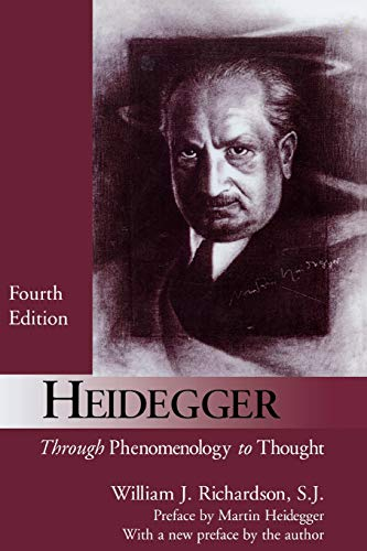 Heidegger: Through Phenomenology to Thought (Perspectives in Continental Philosophy, Band 30)