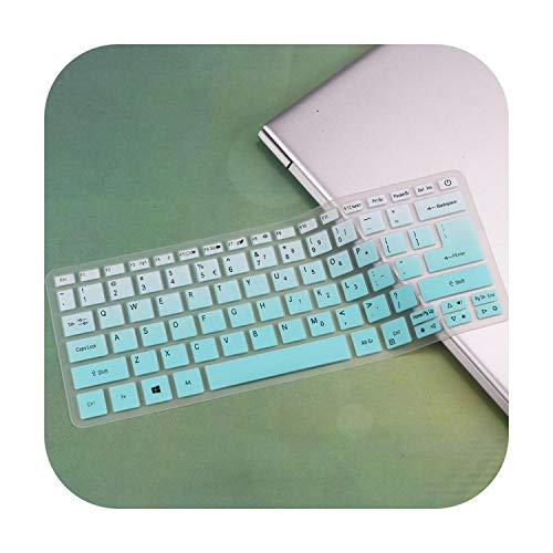 Teclado para Acer Switch 5 Sw512 52 55 Yd / Switch Alpha 12 Sa5 271 12 pulgadas 2 en 1 cubierta de teclado para ordenador portátil/tablet Spin5 12 pulgadas