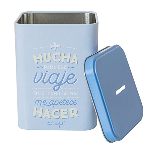 Mr; Wonderful Wom02965 Hucha Mr; Wonderful Para Ese