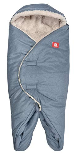 Red Castle 0836157 Babynomade Protect Decke, 0–6 Monate, Blau