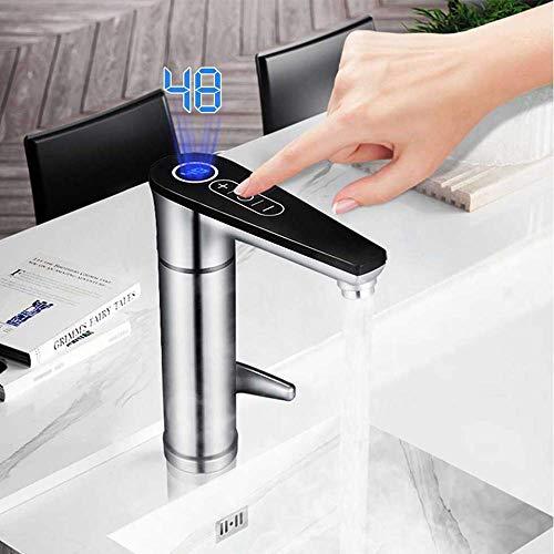 FEE-ZC Mini Safe Home Kitchen Grifo táctil Grifo de Calentamiento de Agua...