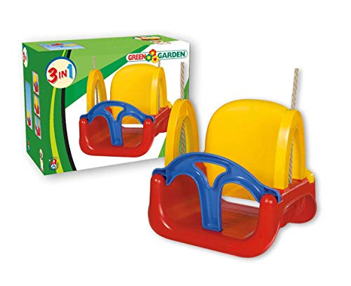 Androni Giocattoli Baby Schaukel 3in1 bis 60 Kg GS geprft