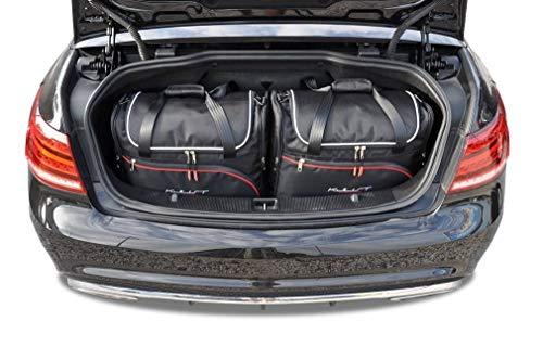 Kjust Carbags AUTOTASCHEN Sets Mercedes E Cabrio, W212, 2009- AUTOTASCHEN Set (4 STK)