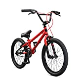 Mongoose Legion LSX Freestyle Sidewalk BMX Bike for Kids, Children and...