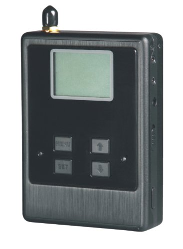 KJB Security DD3001 Cell Phone and GPS Detector Complete. Detects SMS, MMS, audio, and data transmission. Great for RF e