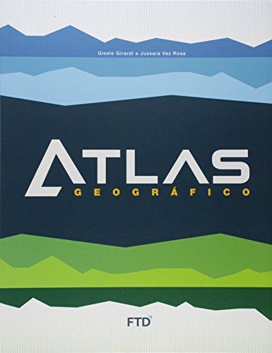 Atlas Geográfico do Estudante: Livro do Aluno