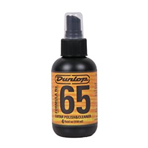 Dunlop Guitar Polish & Cleaner 65