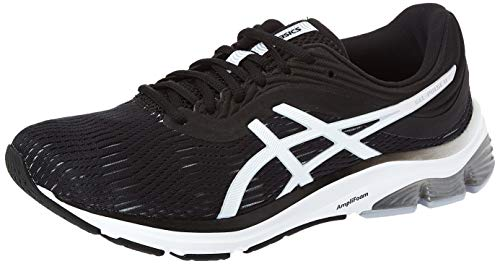 ASICS Mens Gel-Pulse 11 Running Shoes, Black, 44 EU