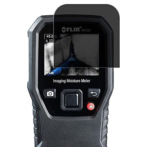 Vaxson Protector de Pantalla de Privacidad, compatible con Teledyne FLIR MR160 [No Vidrio Templado Carcasa Case ] Película Protectora Film Guard