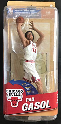 Chicago Bulls NBA Series 27 Action Figure: Pau Gasol (MVP Level Variant) by NBA