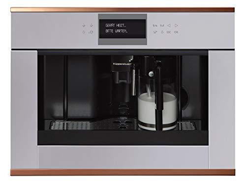 Küppersbusch CKV 6550.0 G7 K-Series. 5 Einbau-Espresso-/Kaffeevollautomat Grau/Copper