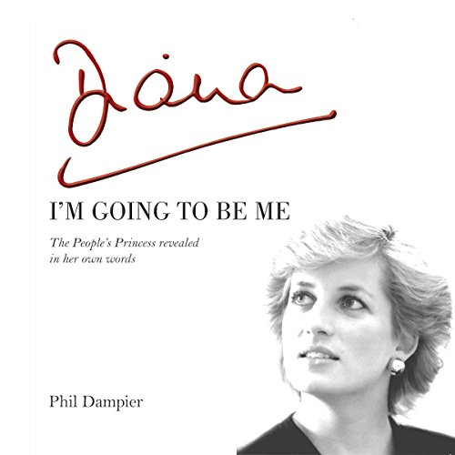 Diana: I'm Going to Be Me audiobook cover art