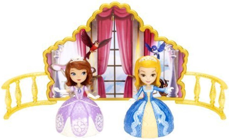 100% precio garantizado Disney Sofia The First Dancing Sisters, 2-Pack by Mattel Mattel Mattel  envío rápido en todo el mundo