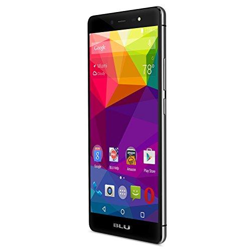 BLU Life One X Unlocked 4G LTE GSM Smartphone (Black)