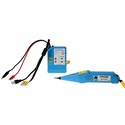Kurth Ke401 It-Leitungssucher Kit, Best. Aus Easytest400 / Probe410 Und Schutztasche