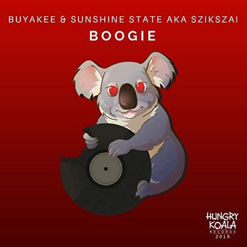 Buyakee & Sunshine State aka Szikszai