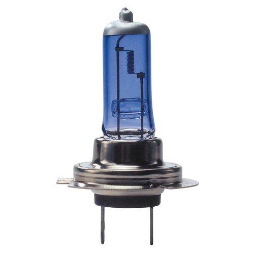 Ampoules Halogène SuperWhite Bleu H7 55W/12V/4200K, Set de 2 pièces (E13)