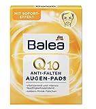 Balea Q10 Anti Wrinkle Eye Pads, 12 pcs