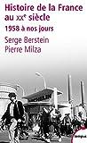Histoire de la France au XXe siecle 3 - 1958 a nos jours (Tempus, Band 3) - Pierre Milza