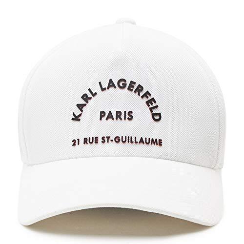 Karl Lagerfeld Gorra De Boxeo Unisex Rue St Guillaume Modelo...