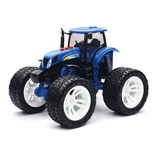 New-Ray New Holland T7.315 Monster Tractor with Sound Effects