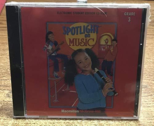 Spotlight On Music Electronic Student Edition CD-ROM