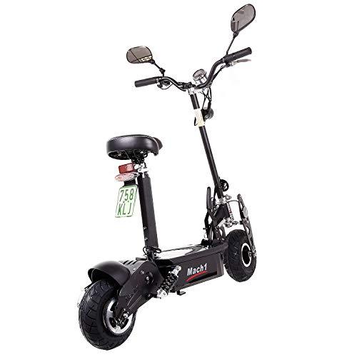 E Scooter mit EU Strassenzulassung Mach1® 500W Bild 5*