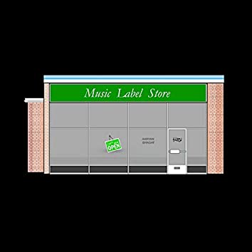 Music Label Store
