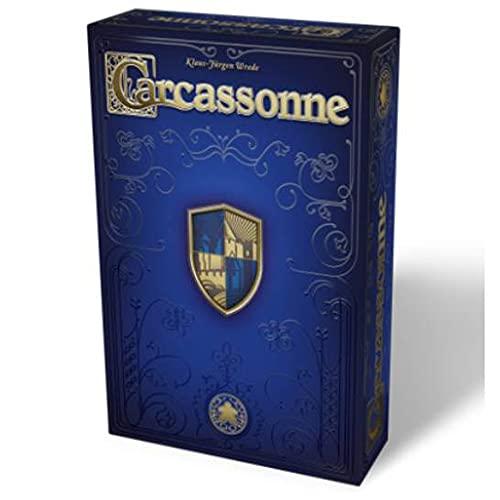 Devir - Carcassonne 20 Aniversario - Juego de Mesa
