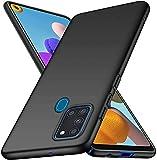COPHONE Hülle kompatibel mit Samsung Galaxy A31 , Schwarz Silikon Schutzhülle für Galaxy A31 Hülle TPU Bumper Samsung Galaxy A31 Handyhülle
