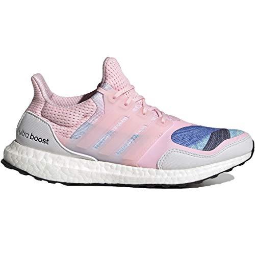 Adidas Women's Ultraboost DNA W Running Shoe,Pink, 5 UK