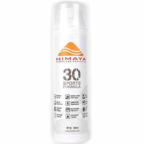 Himaya (100ml = 17,48EUR) Sports Formula Sun Protection LSF 30 / 200ml