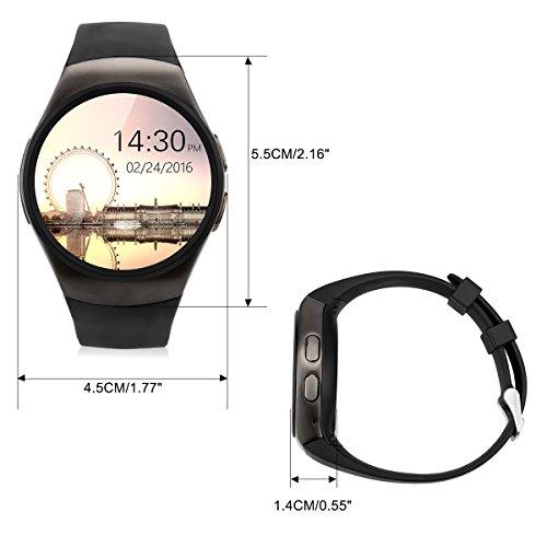 Excelvan KW18 - Impemeable Reloj Inteligente Smartwatch Deportiva ...