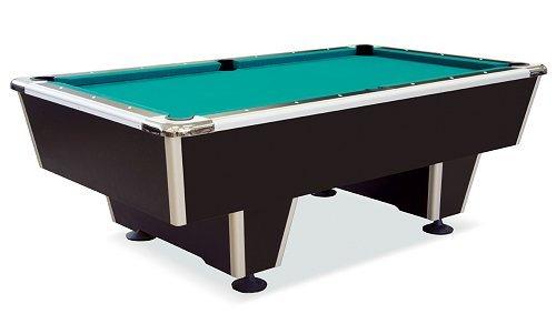 Biljarttafel ORLANDO 8 ft. - De zeer robuuste tafel, vooral voor scholen, tienerkammen en sportstaden.