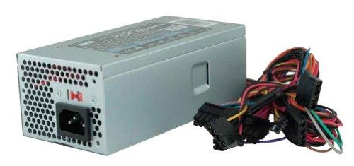 3GO PS500TFX 500W TFX Gris Unidad de - Fuente de alimentación (500 W, 12 cm, 1 Ventilador(es), 20+4 Pin ATX, PC, TFX)
