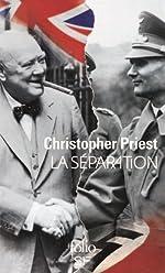 La séparation de Christopher Priest