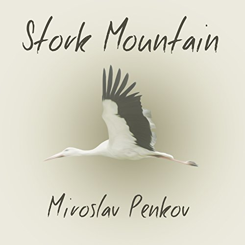 Stork Mountain audiobook cover art