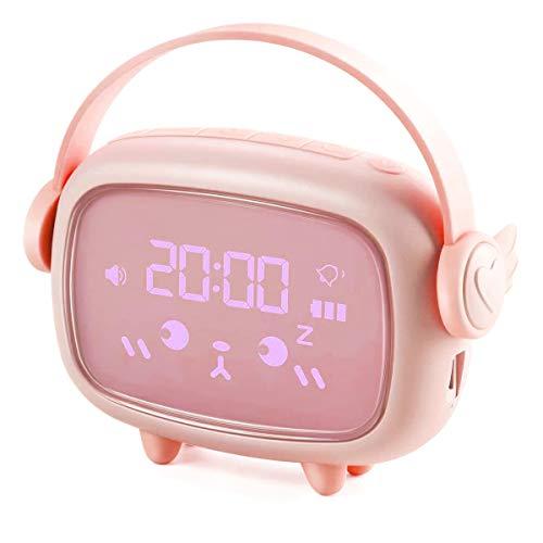 Relojes Digitales De Mesa Adolescentes Marca AeeYui